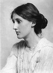 George Charles Beresford - Virginia Woolf in 1902 - Restoration