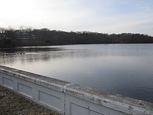 Montauk Highway over West Mill Pond - Forge River