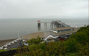 Mumbles Pier and Lifeboat Station - geograph.org.uk - 868363