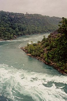 Near the Whirlpool, Niagara Gorge