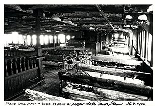 Sydney Ferry SOUTH STEYNE after fire 26 August 1974