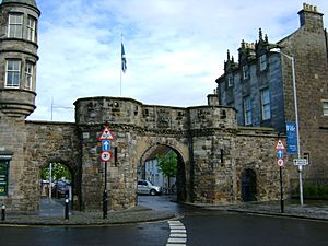 West Port in St Andrews