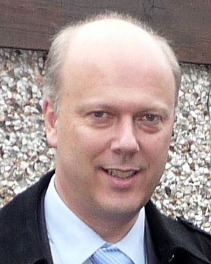 Chris Grayling