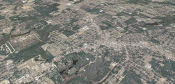 Crestview, FL from above