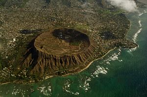 DiamondHeadCrater