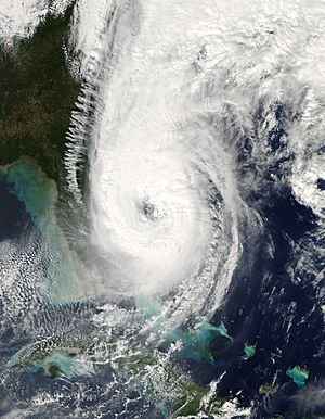 Hurricane Wilma 24 oct 2005 1825Z