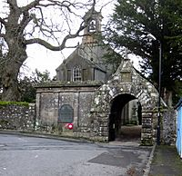 Kirkmichael Parish Church, South Ayrshire