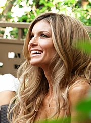 Marisa Miller at the Mirage Portrait