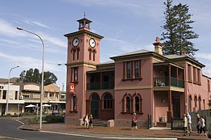 Post office in Kiama, New South Wales