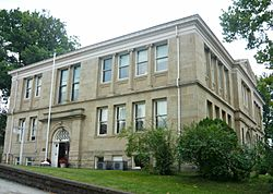 Carnegie Free Library Connellsville Pennsylvania
