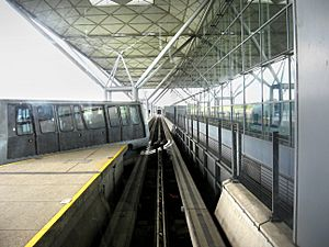 Stansted Airport People Mover
