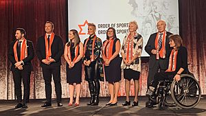 The new Order of Sport flags Canada's greatest sports champions who contribute to the greater good