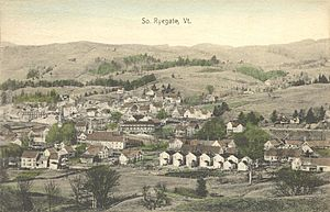 View of South Ryegate, VT
