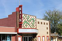 Abandoned Main Theater, Nacogdoches, TX IMG 3993