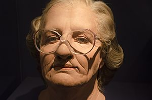 MoMI NYC - Mrs. Doubtfire mask (14886101309)