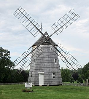 Old Hook Mill East Hampton