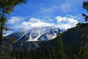 San Gorgonio, snowcapped, clouds.jpg