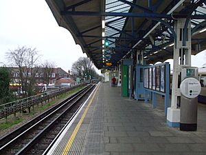 Hounslow Central westbound