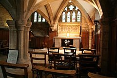 St.Wulfrum's crypt - geograph.org.uk - 1045351