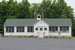Wagner town hall