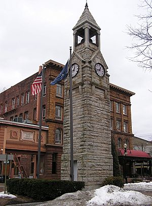 Corning Clock Tower