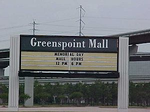 Greenspoint, Houston Facts for Kids