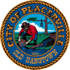 Official seal of Placerville, California