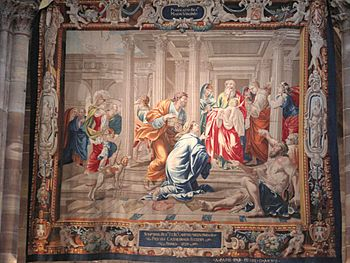 Tapestry Purification Strasbourg