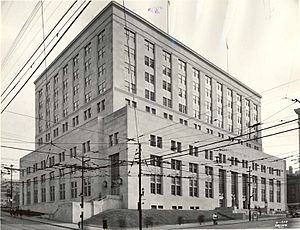 United States Court House and Post Office (1939), Kansas City (Jackson County, Missouri)