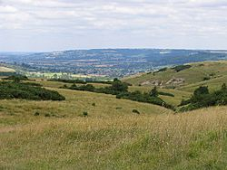 View across Cleeve Common - geograph.org.uk - 38060
