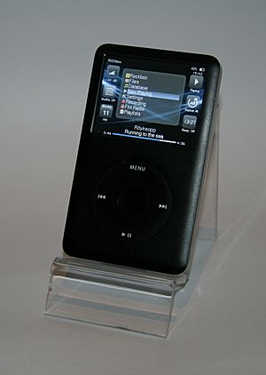 IPod classic 6G - with Rockbox firmware