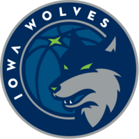 Iowa Wolves logo