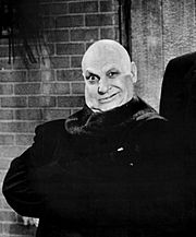 Jackie Coogan as Uncle Fester (The Addams Family, 1966)