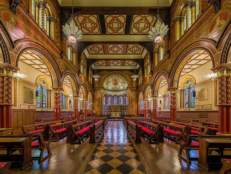 King's College London Chapel 2, London - Diliff
