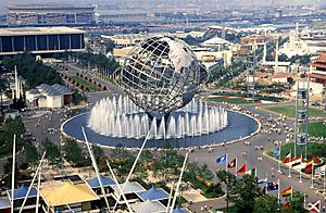 New York World's Fair August 1964