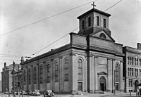 Saints Peter and Paul Church Detroit 1934