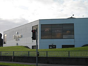 Waterford Crystal Building