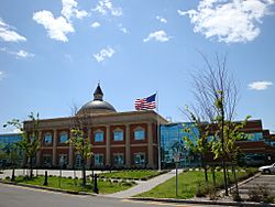 Perth Amboy Courthouse and Police Station