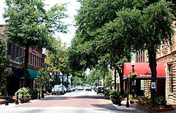 Downtown Sumter