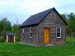 Grenadier Island (New York) Schoolhouse