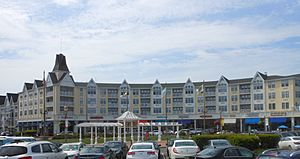 Long Branch NJ Pier Village