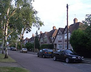 "30s Houses on ""Whitton Park"" - geograph.org.uk - 22534"