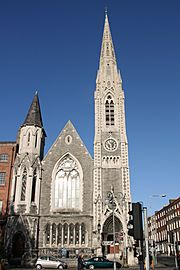 Findlater's church, Parnell Square, Dublin