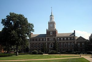 Howard University Founders Library
