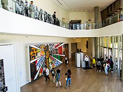 National Center for Civil and Human Rights - Main hall