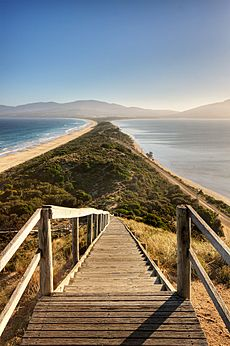 The Spit Bruny Island