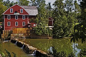 War Eagle Mill - Benton County AR