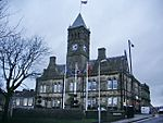 Colne Town Hall - geograph.org.uk - 666839