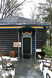 Dacha at Hillwood Estate, Museum & Gardens, Washington, D.C. - Stierch