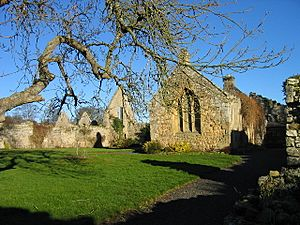 Hulne Priory, geograph